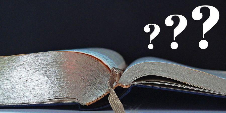 Αγία Γραφή: Υπάρχουν αντιφάσεις;