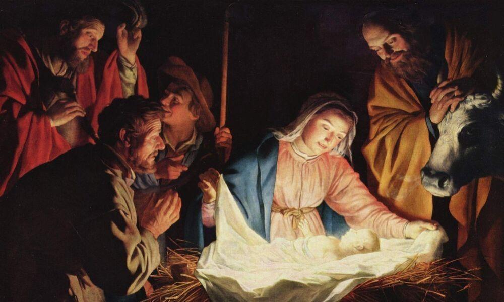 Διότι παιδίον εγεννήθη εις ημάς, υιός εδόθη εις ημάς