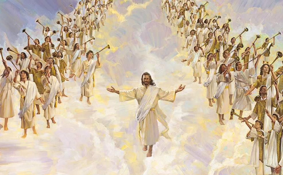 25. Η δευτέρα παρουσία του Χριστού