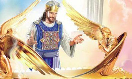 24. Η διακονία του Χριστού στο ουράνιο αγιαστήριο