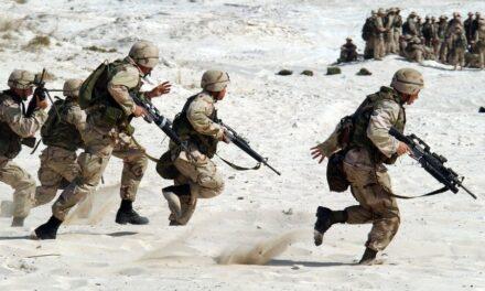 Πόλεμος στην Μέση Ανατολή