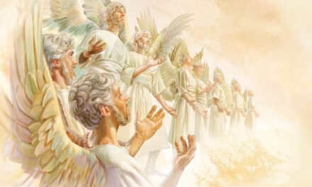 Revelation of Jesus 26, Seven seals 13