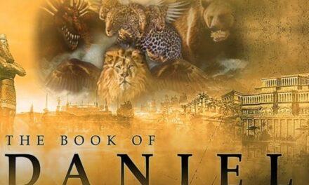 Revelation of Jesus 3, Visions of Daniel