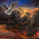 Revelation of Jesus 30, Seven Trumpets 4