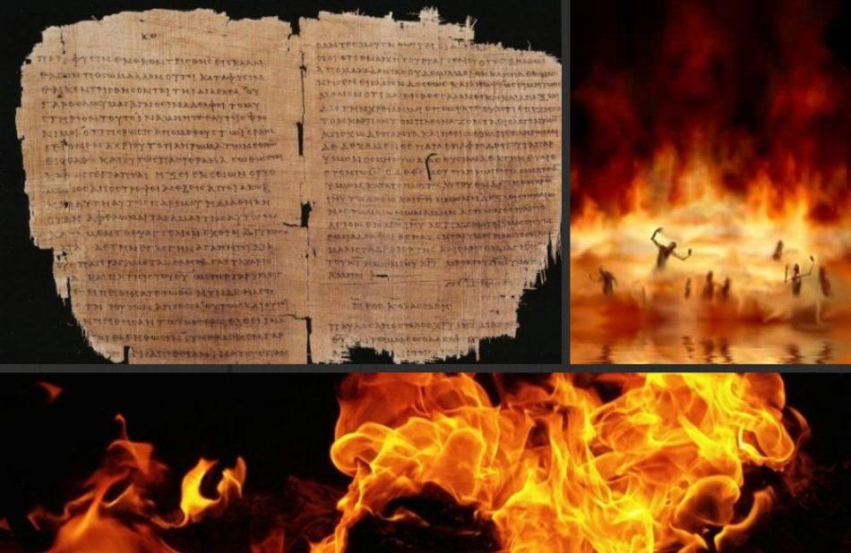 Τι αναφέρει η Αποκάλυψη σχετικά με την κόλαση;