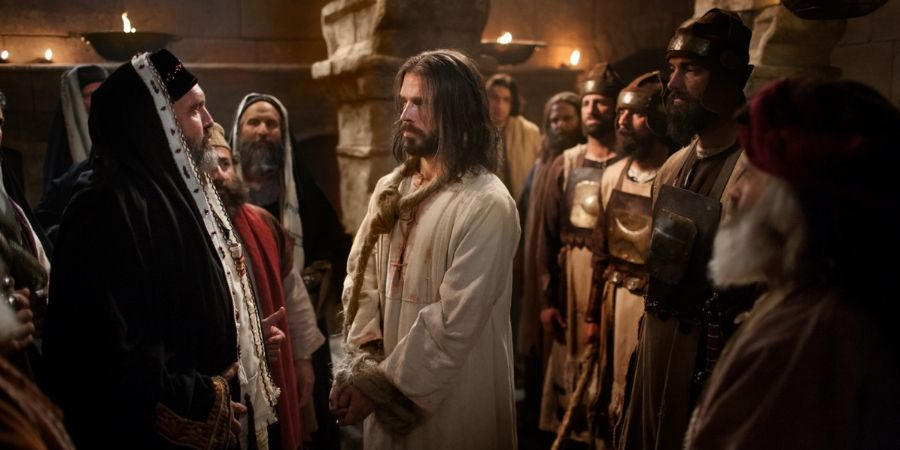 Το φιάσκο της δίκης Του Ιησού Χριστού
